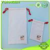 Wholesale Cotton Fabric Cheap Custom Mini Drawstring Bag Exporter