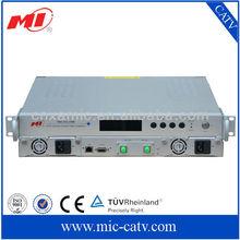 CATV 1550nm edfa fiber optical amplifier, edfa 1550, indoor optic amplifier