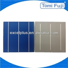 2013 hottest PV poly solar cell , 3BB, lowest price with high efficiency solar energy cell