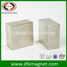 Custom Metal magnet N52 Neodymium Motor Magnetic