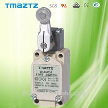 General purpose High sensitivity roller lever Limit Switch WLCA2-2