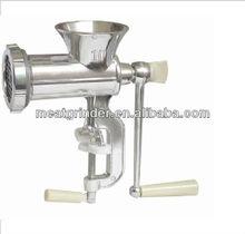 hotselling no 10# aluminium meat grinder