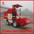 Se combinan 4yz-3x cosechadora de maíz