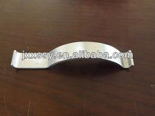 2014 OEM stainless decorative bag metal parts