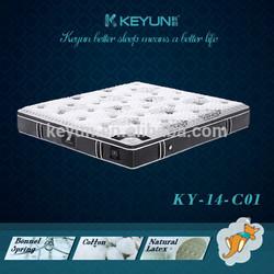 Hot selling luxury mattress KY-14-D01