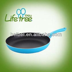 colorful cookware aluminum ceramic fry pan