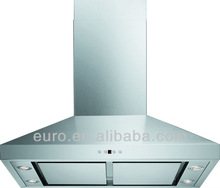 New model! kitchen appliance profession wall mounted stainless steel range hood #SV198F-SP