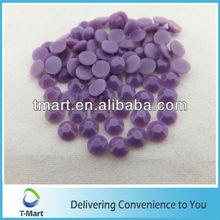t shirt design resin rhinestone ball beads For Clothing