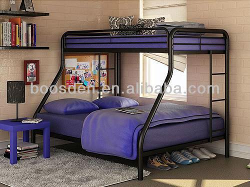 Twin Metal Bunk Bed BSD-4500160
