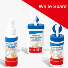 Hot Sale No Alcohol Whiteboard Cleaner/Whiteboard Wipes