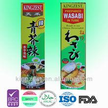 43g in tube Japanese Sushi Sauce ready to use Horseradish Mustard Wasabi