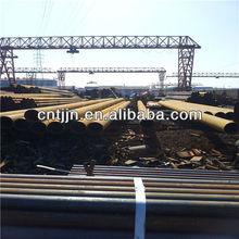 black steel pipe properties