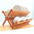 bambù piatto cremagliera