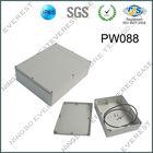 ABS Plastic Junction Box Enclosure Electronic Terminal Box