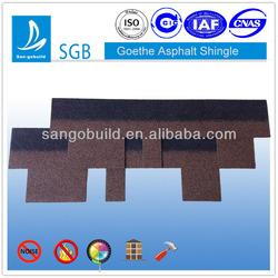 San-gobuild goethe asphalt roofing shingles