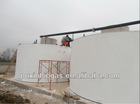 Medium size PUXIN anaerobic digester biogas plant system for organic waste treatment