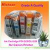 Hottest cartridge ink PGI-525, CLI-526 for canon printers