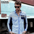 2014 Latest Design Cotton Shirts for Men