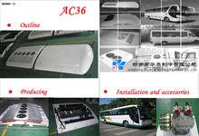 AC36 24v aire acondicionado para bus 12m