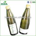 papier weinflasche aufkleber etikett