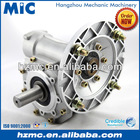 90 Degree VF050 Transmission Gearbox for Motor