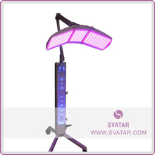 LED bio light therapy pdt skin whitening machine
