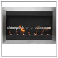 wall mounted decorative bio fireplace FPHZ7