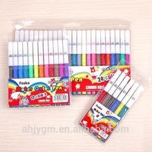 6/12/18/24 Colors Plastic Water Color Pen -818