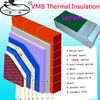 VMB thermal insulation mortar