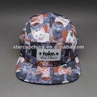 CUSTOM 5 PANEL HAT
