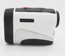 New design Golf GPS Laser Pinseeker 600m Laser golf scope Range Finder for golf club