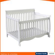 convertible wooden baby crib