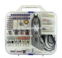 210pcs 130w dremel tool and accessory kit