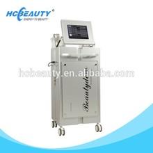 Deep fat dissolve vacuum & ultrasound head Uses vacuum and 1MHz ultrasound machine