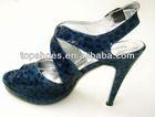 2014 newest fashion mature women high heel shoes