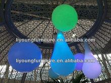 Water Drop Shaped LED Ceiling Lamp LGL01-071 A
