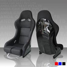 Black Racing Car Seats Fixed Seat OEM Seat MR