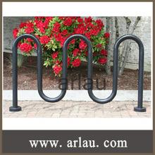 Arlau BR11 outdoor galvanized steel stand bike carrier bike rack