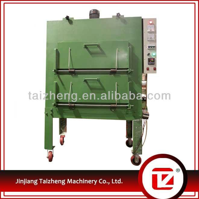 Hydraulic eva insole embossing machine and hydraulic eva cold molding machine