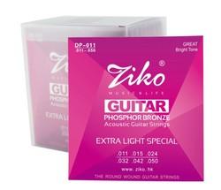 ziko acoustic guitar strings manufacturer wholesale guitar strings