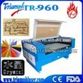 legno piccolo tr9060 penna per incisione laser macchina distintivo macchina petto incisione