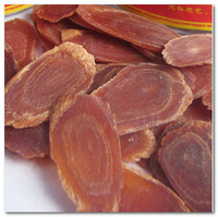 Honeyed korea red ginseng slices
