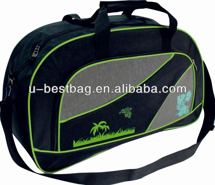 Nylon sac de voyage pas cher vente en sac fabricant