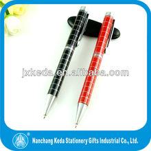 2014 cheap new model 0.5mm black gel pen