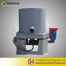 Knelson gold centrifugal concentrator for Rock fine Gold recovery
