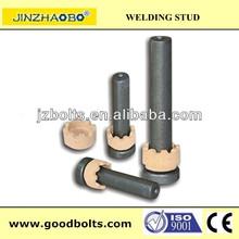 Arc weld stud with ceramic Ferrule(ISO9001:2008 Certified)