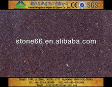 Purple Chinese sandstone sandblasting sandstone