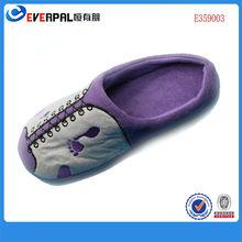 Chinese mule slippers embroidered velvet slippers