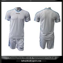 Healy dry-fit soccer set soccer uniform