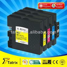 for Ricoh Aficio GX-E7000 Ink Cartridge , GC-31 Series Ink Cartridge , 15 Years INK/Toner Manufacturers